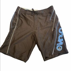 VOLCOM Board shorts with Wax comb